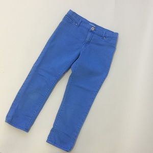 Target Cherokee Size 14 Girls blue dyed jeans